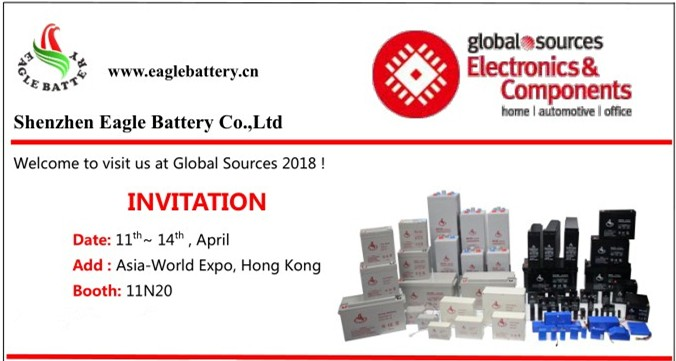 INVITATION:2018 Hongkong Global Sources Fair !