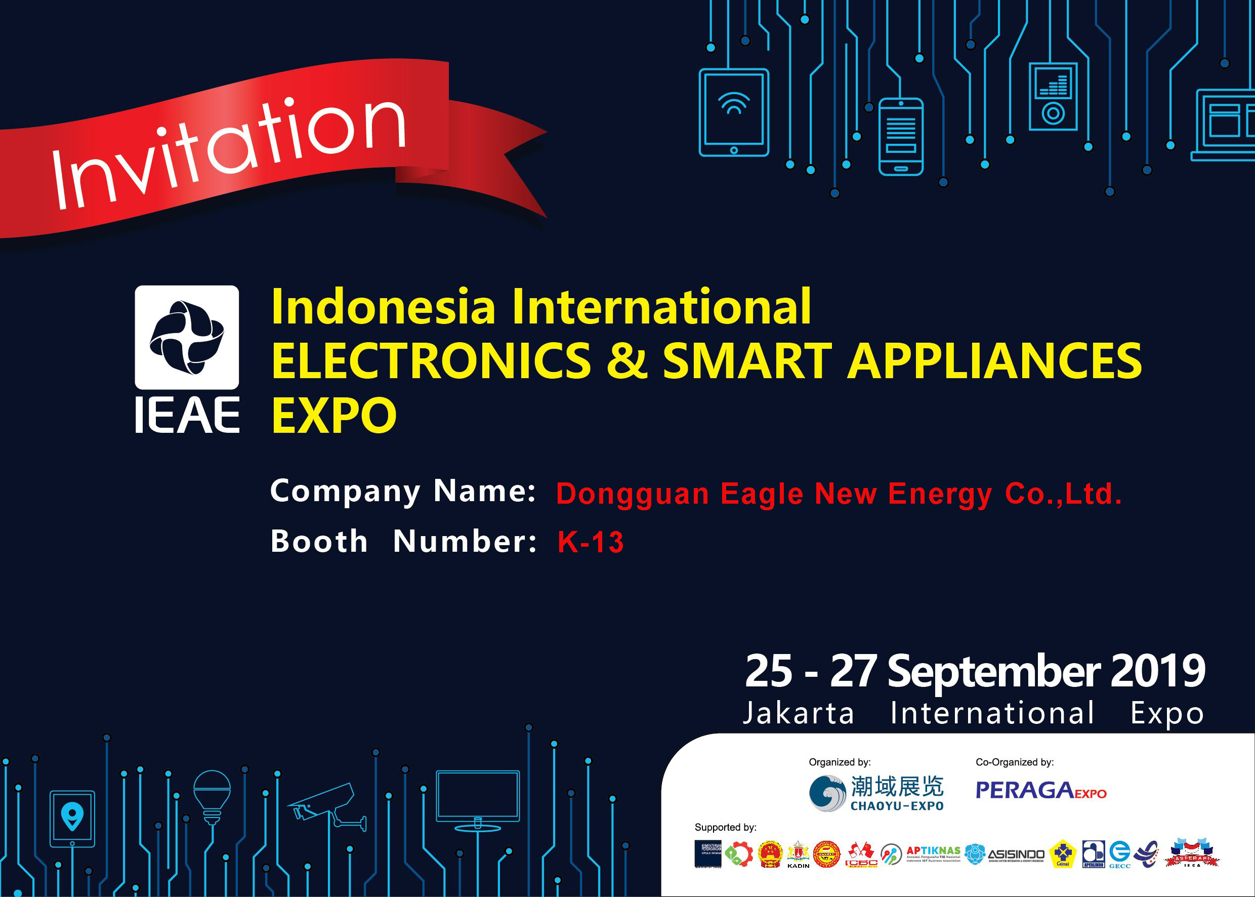 Indonesia International Electronics & Smart Appliances Expo