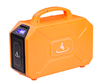 Solar Power Storage Box